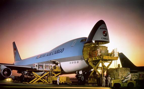 国际空运 航空货运